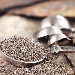 Chia seeds are packed with nutrients
