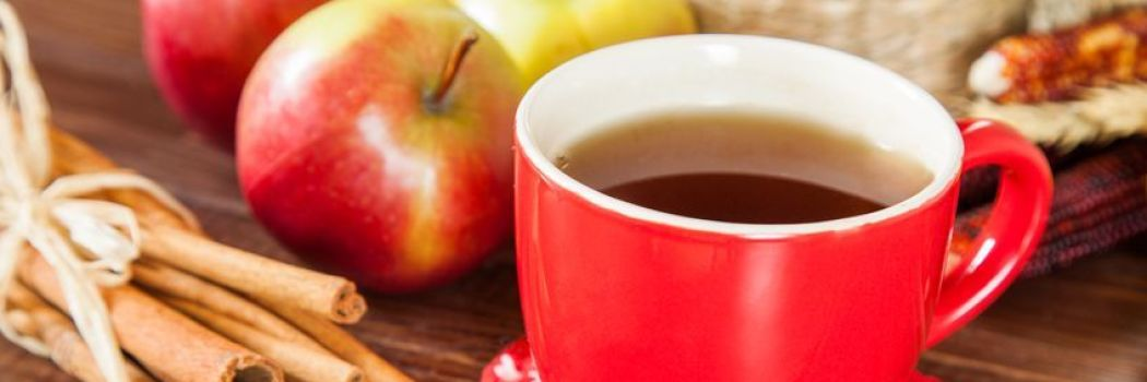 A hot wintry drink can also be nutritious