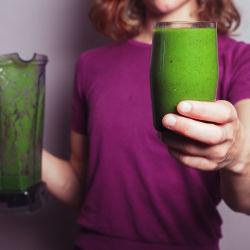 My Nutritarian Challenge