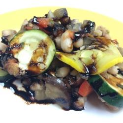 Recipeasy: Italian White Bean and Vegetable Saute