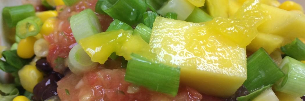 Jamaican Me Crazy Salad
