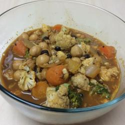 RecipEASY: Super Veggie Bean Stew