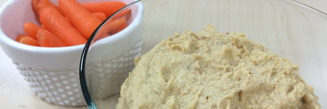 RecipEASY: Sweet Garlic Hummus