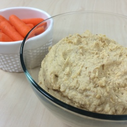 RecipEASY: Sweet Garlic Hummus