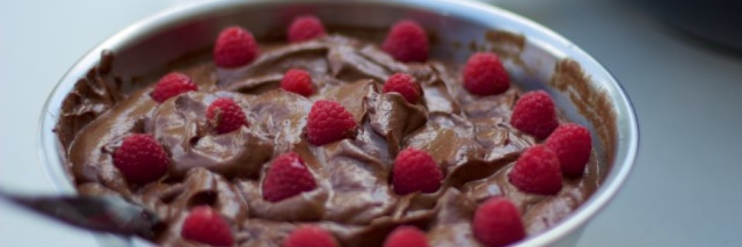 RecipEASY: The Best Mousse You'll Ever Eat