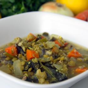 Broccoli lentil soup 280x280
