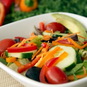 Garden salad 280x280