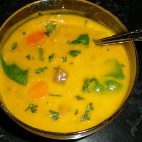 Lemony lentil soup 280x280