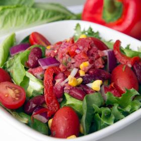 Mexican salad 280x280