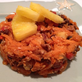 Pineapple and carrot salad 280x280