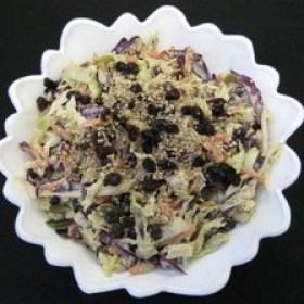 Triple treat cabbage coleslaw 280x280