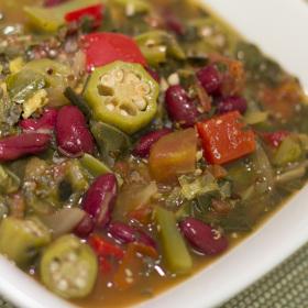 Vegetable gumbo 280x280